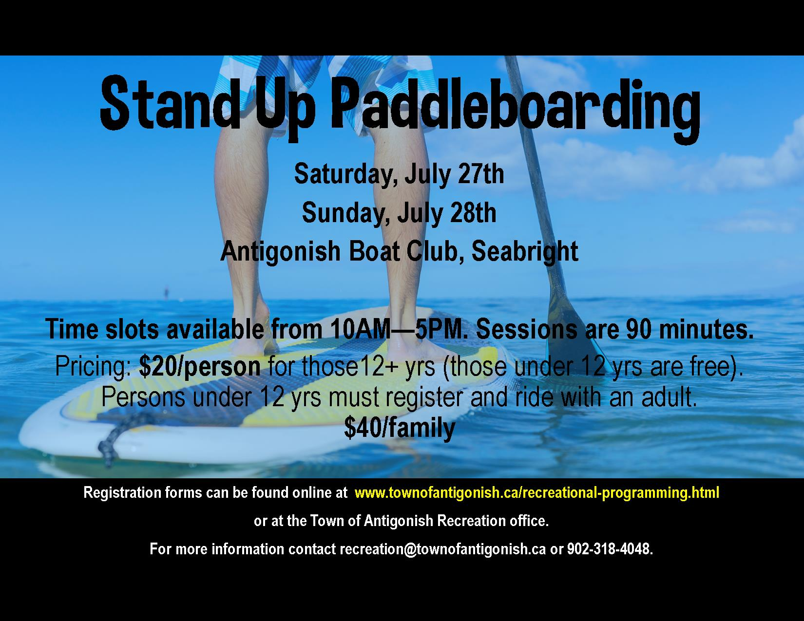Stand Up Paddle Boarding Poster 2019.jpg