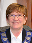Mayor Laurie Boucher